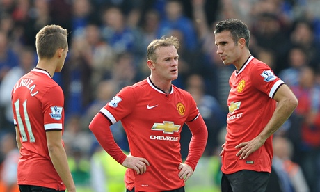 Robin van Persie reveals Manchester Uniteds clear-the-air meeting
