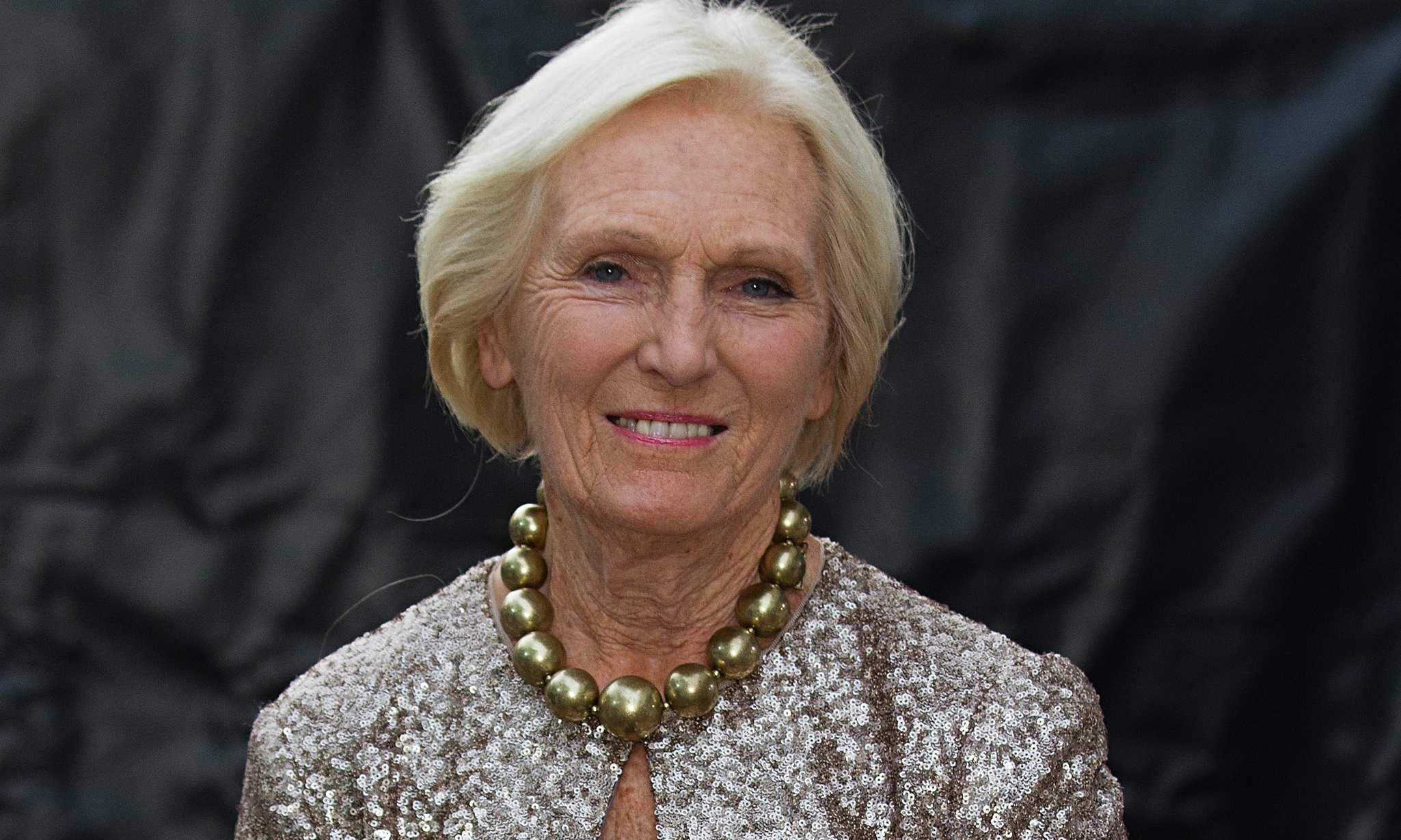 Mary berry crowned queen of the high street style icons for Mary berry uk