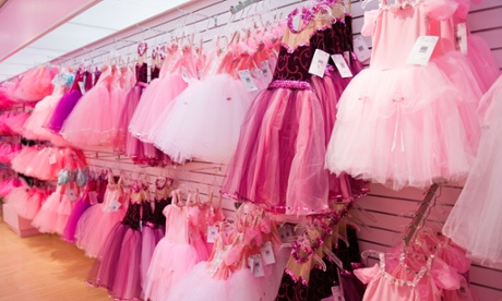 Pink dresses: do princess parties for children help enforce gender stereotyping?