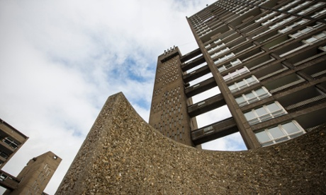 Flat 130 in the Balfron Tower – in pictures