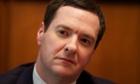 British chancellor George Osborne.