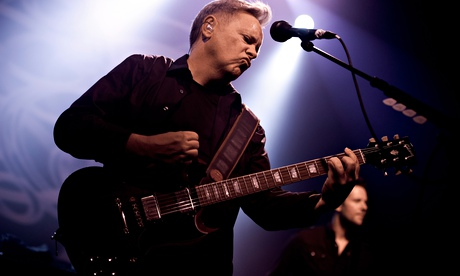 Bernard Sumner in 2011