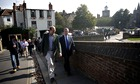 Nigel Farage and Mark Reckless visit Rochester