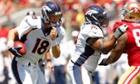 Peyton Manning runs