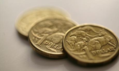 Australia's economy grows slightly as GDP rises 0.5% in June quarter