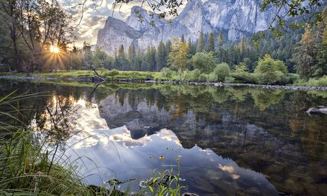 Valley of Solace, Yosemite national park, California