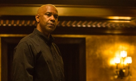 Denzel Washington in The Equalizer.