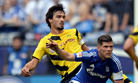 Mats Hummels: I am not tempted by a move to Manchester United