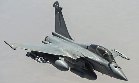 A military plane