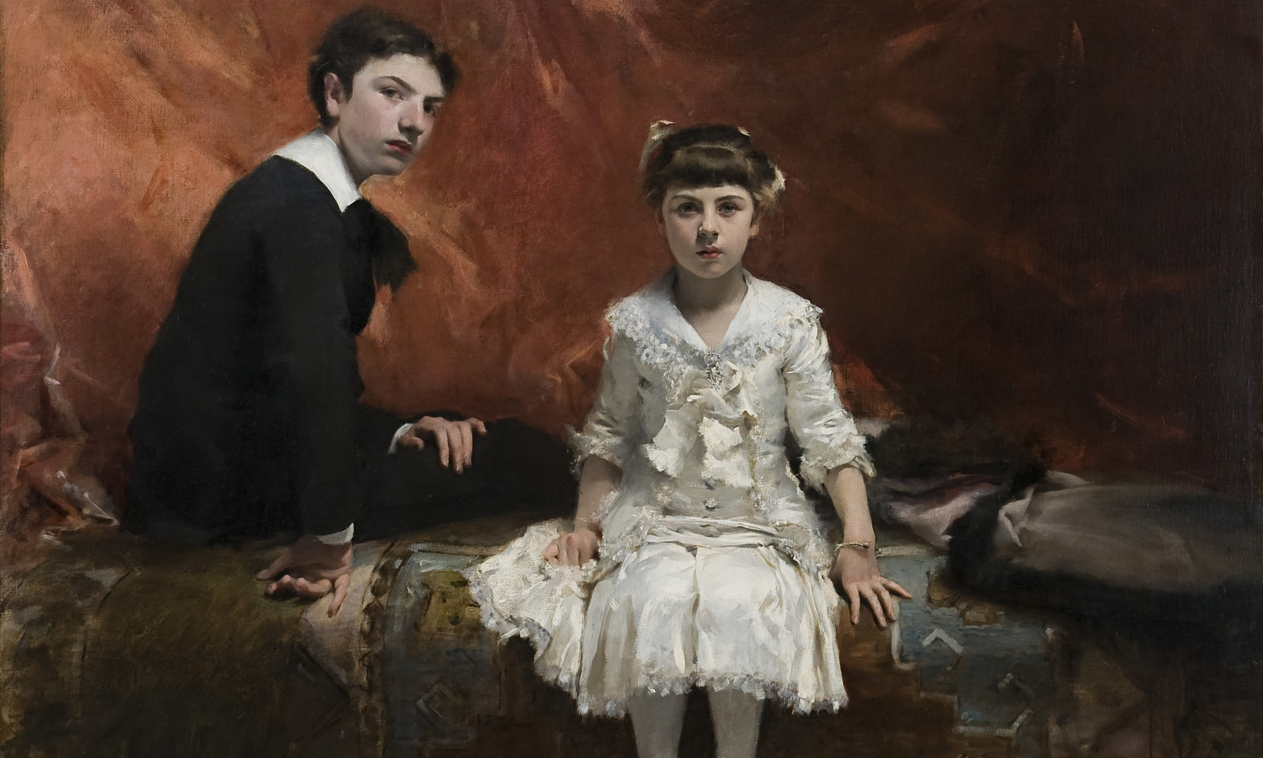 National Portrait Gallery S Bid To Save John Singer Sargent S Reputation Art And Design The