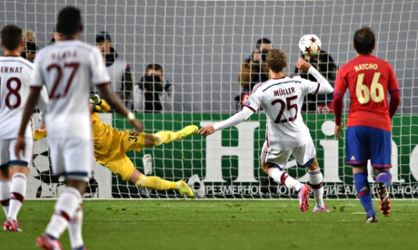 DAAWO: Goos Gooska Ciyaarta CSKA Moscow vs Bayern Munich