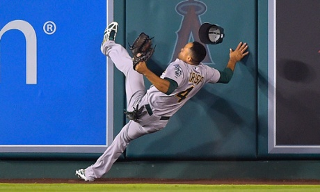 The Oakland A's have fallen, but can they get up?