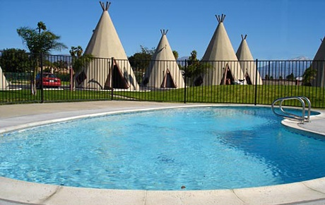 Wigwam Village Motel, San Bernadino, California