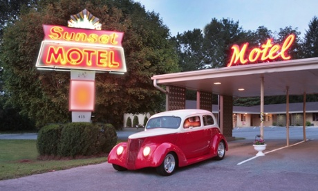 The Sunset Motel, Brevard