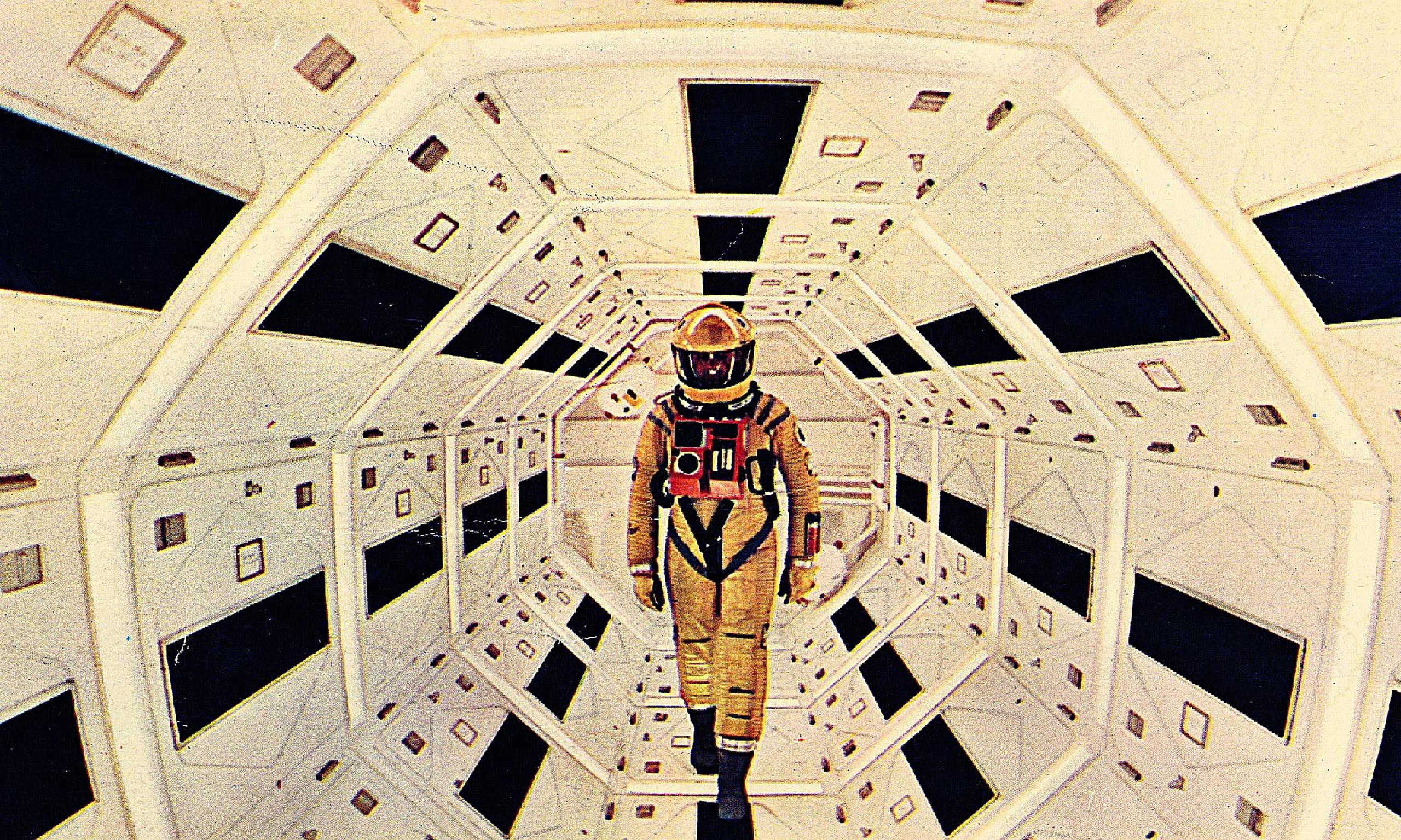 anti technology in stanley kubricks 2001 a The making of stanley kubrick's 2001: a space odyssey is a marvel, a literary piece that's as fascinating as the film it's covering and it offers readers a splendid at look one of the greatest films of the 20th century breathtaking.