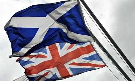 """Las bolsas aplauden el """"NO"""" de Escocia 1"""