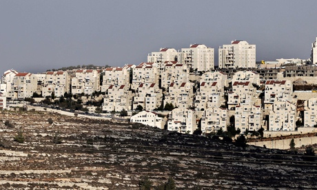 Israel builds new homes in west Bank
