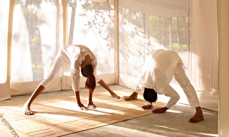 1-On-1 Yoga Class at Shreyas Retreat,  Bangalore, Karnataka, India, Asia