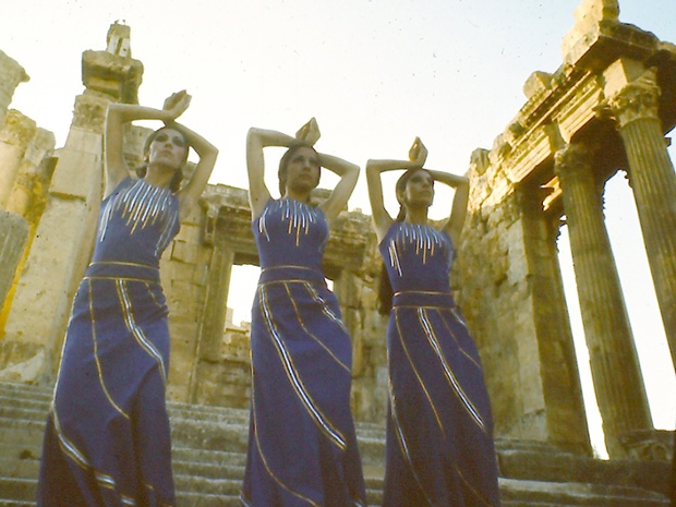 Baalbeck festival, 1970s