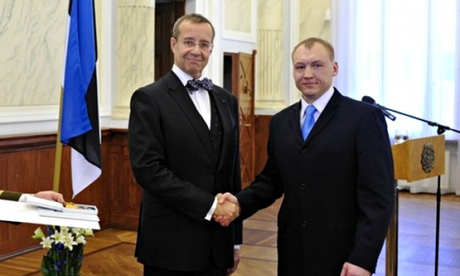 Russians open new front after Estonian official is captured in 'cross-border raid'