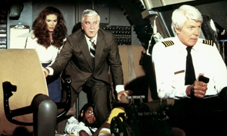 A clip from Airplane!