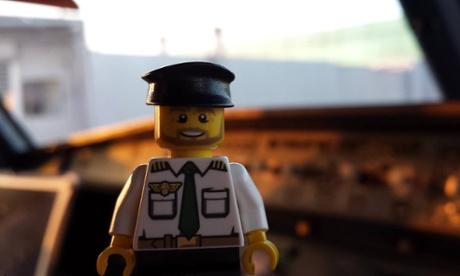 The Lego Pilot