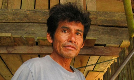 Edwin Chota, an activist against illegal logging, was murdered along with three other men, say Peruvian authorities