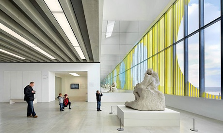 Turner Contemporary Gallery, Margate.
