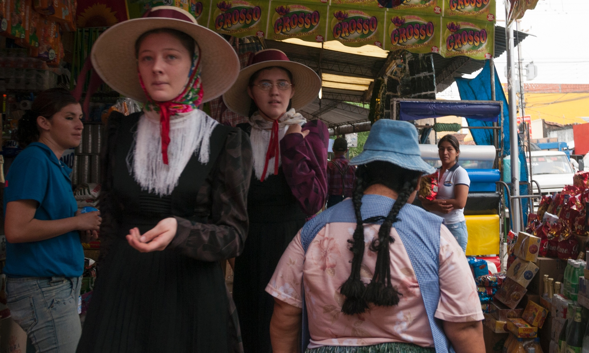 The Mennonites Of Bolivia In Pictures World News The