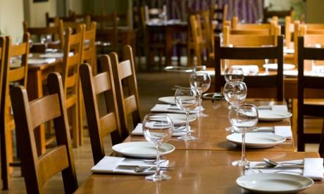 The Ambrette restaurant, Margate