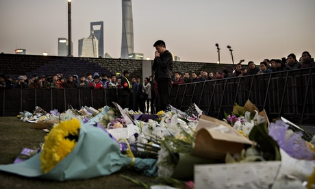 New Year's Eve stampede leaves shock and confusion in Shanghai