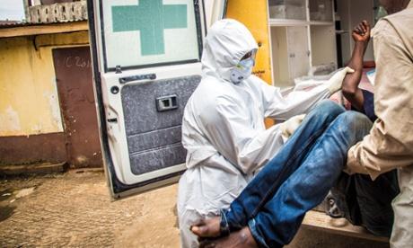 Sierra Leone declares first Ebola-free district