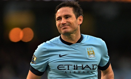 Frank Lampard signs MLS deal to join New York City FC in July