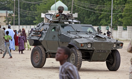 Nigeria: two suspected child suicide bombers attack market