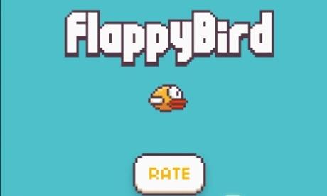 Flappy Bird lands on arcade machine