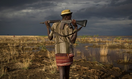 Ethiopia dam will turn Lake Turkana into 'endless battlefield', locals warn