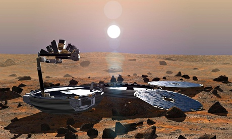 Beagle 2 Mars lander's remains may have been spotted on red planet