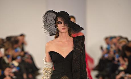 Galliano enjoys solemn rehabilitation with first show for Maison Margiela