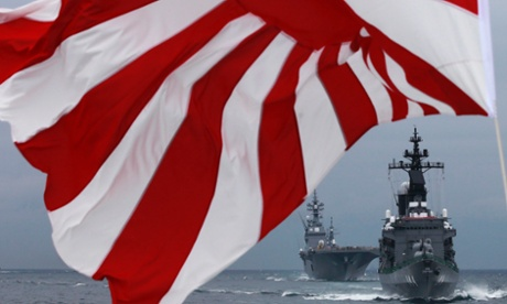 Japan reveals record defence budget as tensions with China grow