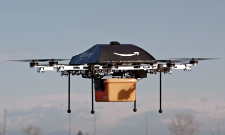 Britain could become a leader in the billion-pound drone industry
