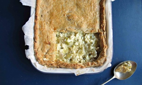 How to make the perfect cheese and onion pie