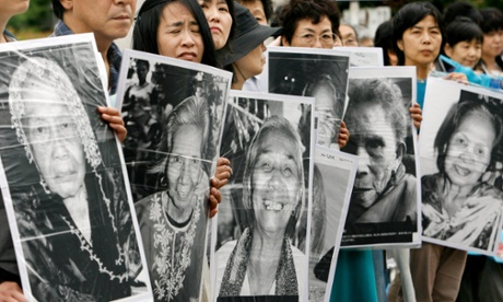 Japan urges US publisher to remove comfort women from textbooks
