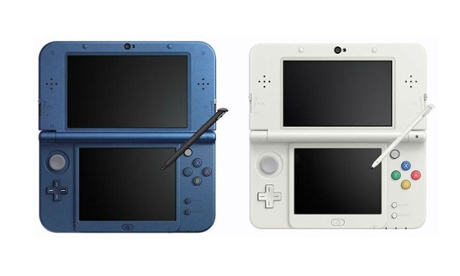 Nintendo reveals updated 3DS console and free-to-play Pokemon game