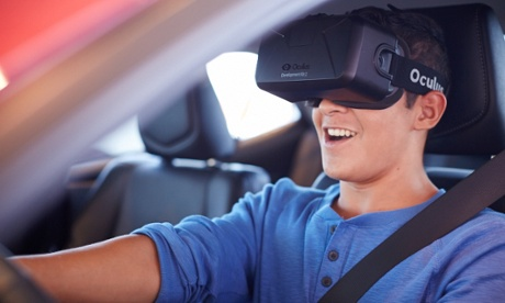 Toyota Oculus Rift app uses virtual reality to explain distracted driving