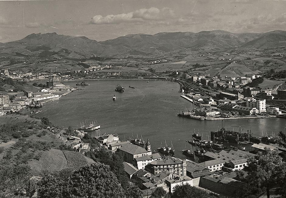 Pasaia, Guipuzcoa, circa 1950