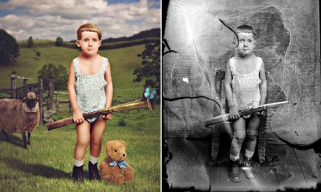 Century-hoppers: the vintage Romanian portraits that time travel – in pictures
