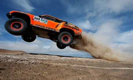 Dakar Rally 2015: stages 8-13 – in pictures