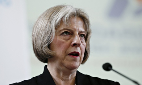 Theresa May pledges extra police patrols to counter antisemitism threat