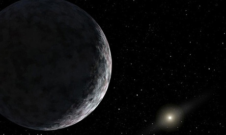 Two planets as big as Earth 'could be on edge of solar system'