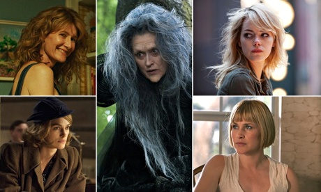 Oscars 2015: who will win the best supporting actress race?